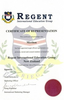 Regent International Educational Group