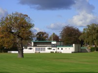 Cricket-Pavillion