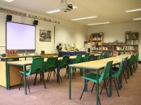 Typical classroom, junior school (8-11 years)