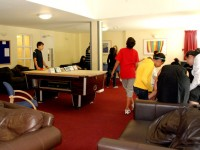 Accommodation common room1