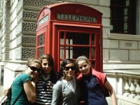Excursion to London