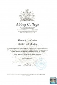 Abbey College